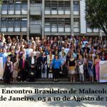 XX Encontro Brasileiro de Malacologia